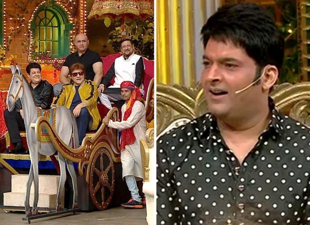 The star cast of Mahabharat reminisces the good old days on The Kapil Sharma Show