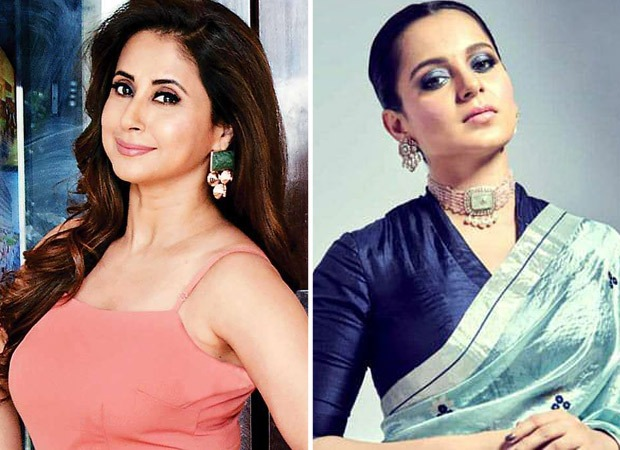 Urmila Matondkar asks Kangana Ranaut to reveal the names of drug addicts in Bollywood, Kangana calls her 'soft porn' actress