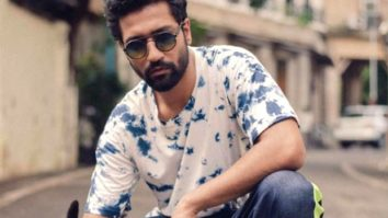 Vicky Kaushal says he would love to go back on the sets