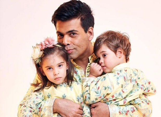 Karan Johar announces his first children's book inspired by parenting his twins