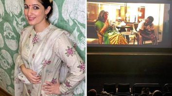 'She has a wonderful part and is completely incredible,'- Twinkle Khanna on mother Dimple Kapadia's performance in Tenet