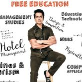Sonu Sood launches a scholarship programme to aid the education of underprivileged students