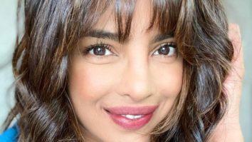 Priyanka Chopra Jonas flaunts her new look in latest selfie