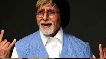 Amitabh Bachchan shares a then-and-now picture; expresses shock at seeing his transformation