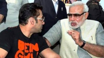 Salman Khan wishes PM Narendra Modi on his birthday with a throwback picture