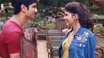Sanjana Sanghi remembers Sushant Singh Rajput and thanks fans as Dil Bechara completes 2 months