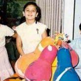 Kareena Kapoor Khan wishes her 'baby bro' Ranbir Kapoor with a childhood picture