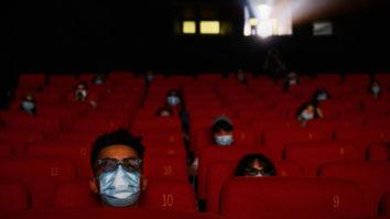 MHA permits Cinema Halls to operate at 50% capacity from October 15