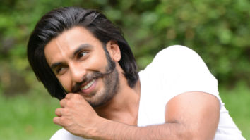 Ranveer Singh dubs for his upcoming film Jayeshbhai Jordaar