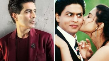 """""""DDLJ costumes were real but were dreamy and aspirational and that worked!"""", says fashion designer Manish Malhotra"""
