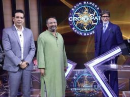 """I am not ready to accept that I am untouchable"", says Bezwada Wilson on Kaun Banega Crorepati 12 accompanied by Anup Soni"
