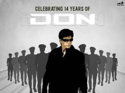 14 Years Of Don: Farhan Akhtar celebrates the day by sharing a poster of Shah Rukh Khan