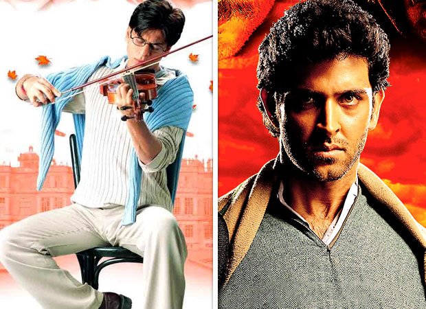20 years of Mohabbatein and Mission Kashmir: Analysing the now forgotten Shah Rukh Khan-Hrithik Roshan RIVALRY