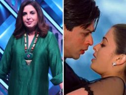 "20 years Of Mohabbatein Farah Khan REVEALS, ""We were not supposed to know whether Aishwarya was Shah Rukh's imagination!"""
