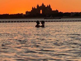AB De Villiers captures romantic photo of Anushka Sharma and Virat Kohli in Dubai