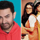 Aamir Khan perfectly sums up Dilwale Dulhania Le Jayenge and thanks the team as the film turns 25