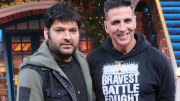 """You bribe my film's marketing team"" : Akshay Kumar tells Kapil Sharma after they shoot an epsiode for Laxmmi Bomb"
