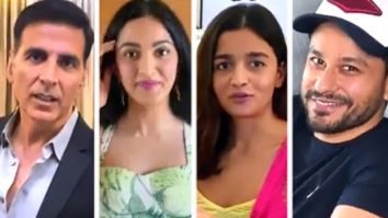Akshay Kumar, Kiara Advani, Alia Bhatt, Kunal Kemmu invite people to join the Laxmmi Bomb premiere on Disney+ Hotstar