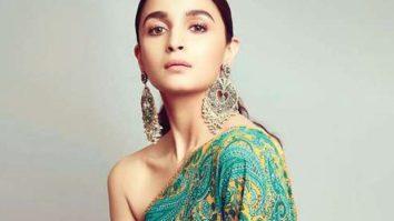 Alia Bhatt to join Ram Charan and Jr NTR starrer RRR in November