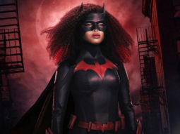 Batwoman star Javicia Leslie unveils official photos of her character Ryan Wilder donning redesigned Batsuit