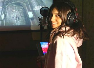 Bhumi Pednekar wraps up dubbing for her next film Durgavati