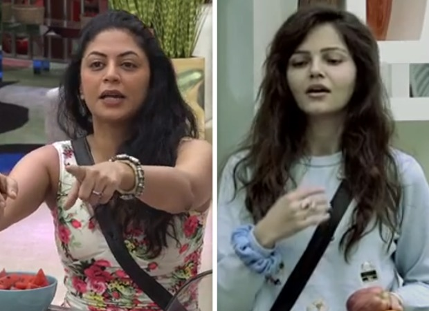 Bigg Boss 14 Promo Kavita Kaushik gets mad at Rubina Dilaik after she refuses to chop fruits for her