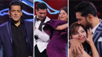 Bigg Boss 14: Salman Khan is back with a bang; Eijaz Khan,Nikki Tamboli, Rubina Dilaik& Abhinav Shukla enter the house