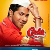 First Look Of Coolie No.1