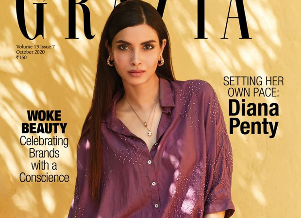 Diana Penty looks chic on the October issue of Grazia India : Bollywood  News - Bollywood Hungama