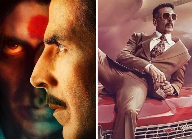 Double dhamaka for Akshay Kumar fans as Laxmmi Bomb trailer drops on October 9; Bellbottom teaser to release on October 5