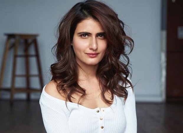 Fatima Sana Shaikh starts dubbing for her upcoming movie Suraj Pe Mangal Bhari