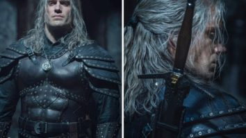 First look of Henry Cavill in season 2 of The Witcher features his new armourand bulked-up avatar