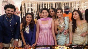 Guddan Tumse Na Ho Payega cast celebrates the completion of 500 episodes