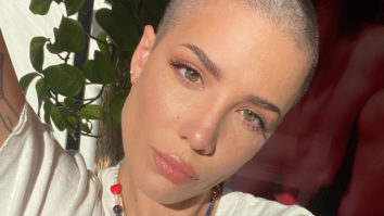 Halsey shaves her head, debuts the buzz cut in new video