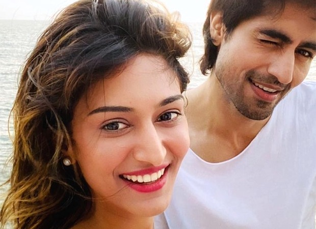 Harshad Chopda and Erica Fernandes' goofy pictures from Goa will increase your anticipation for their music video