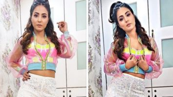 Hina Khan's vivacious and vibrant look for Bigg Boss 14 Grand Premiere is winning the internet!