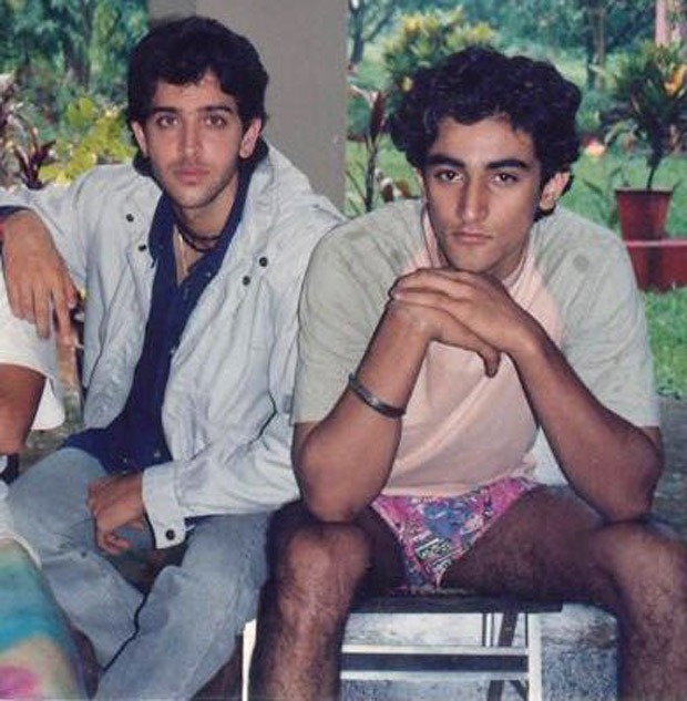 Hrithik Roshan drops a rare photo with Kunal Kapoor on his birthday with a hilarious caption
