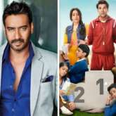 """I think the whole script is very inspirational"" - says producer Ajay Devgn on Rajkummar Rao & Nushrratt Bharuccha starrer Chhalaang"