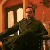 I was shocked to see the massive fandom of Mirzapur that made its way to the UK, shares Pankaj Tripathi