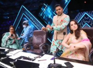 India's Best Dancer judges Nora Fatehi, Terence Lewis and Geeta Kapur groove to Ranveer Singh's 'Mere Gully Mein'