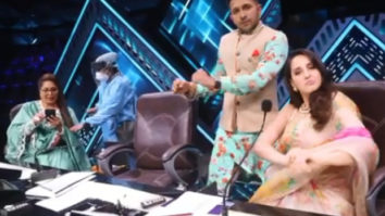 India's Best Dancer judges Nora Fatehi, Terence Lewis and Geeta Kapur groove to Ranveer Singh's 'Mere Gully Mein'