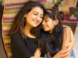 Juhi Parmar gets a special surprise from daughter Samairra on the eve of Hamariwali Good News' Premiere