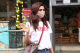 Karishma Tanna spotted at Foodhall Bandra