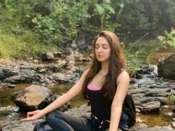 Kiara Advani finds peace amid the beautiful nature, shares photos