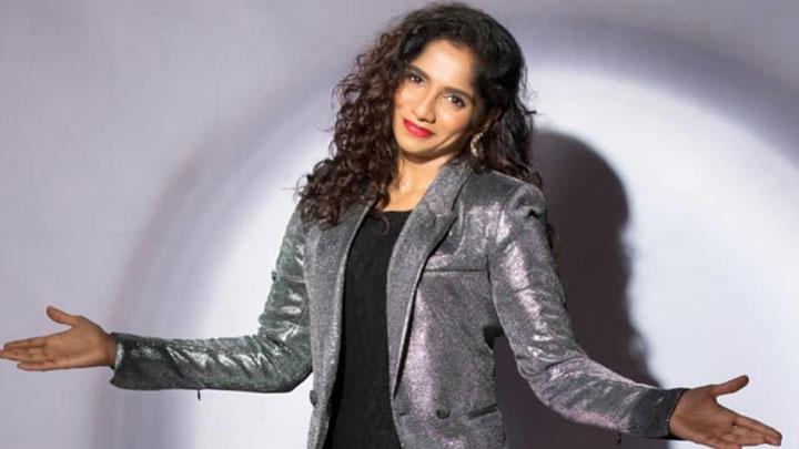 LAUGH RIOT- Jamie Lever MIMICS Kareena, Sonam, Sridevi, Farah Khan SRK Saif Ali Khan