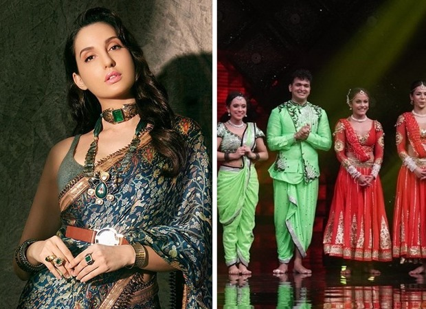Nora Fatehi gets a special tribute by contestants of India's Best Dancer