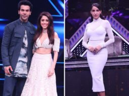 Rajkummar Rao, Nushrratt Bharuccha, Nora Fatehi to grace India's Best Dancer this weekend
