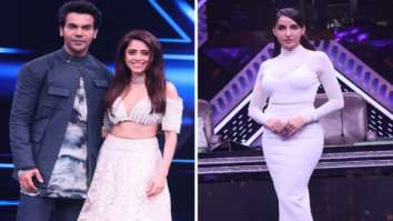 Rajkummar Rao, Nushrratt Bharuccha, Nora Fatehi to grace India's Best Dancer this weekend