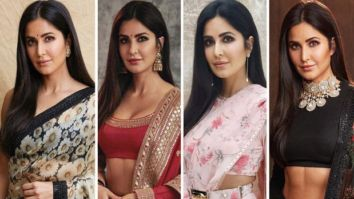 Saree & Lehengas! 15 times Katrina Kaif looked ethereal in traditional ensembles