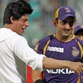 Shah Rukh Khan wishes former Kolkata Knight Riders' skipper Gautam Gambhir on his birthday